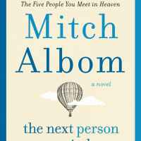 Mitch Albom the next person you meet in heaven