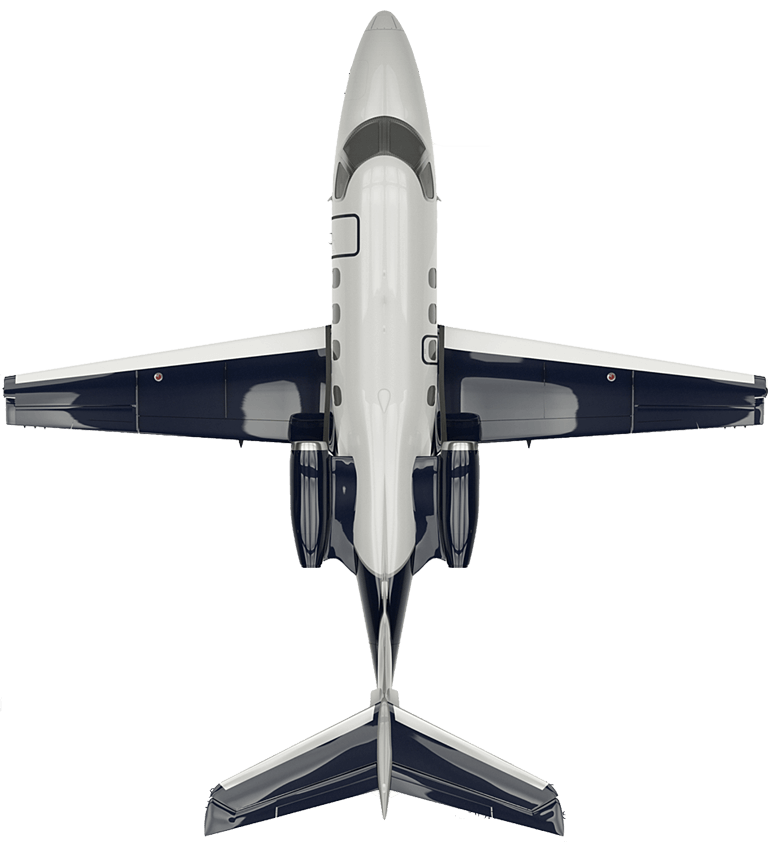 Embraer phenom top
