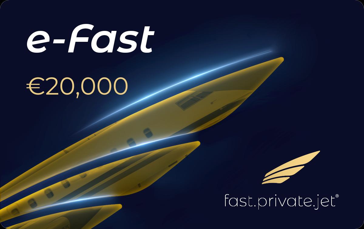 e-Fast €20,000