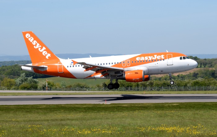 airbus a319 private jet easyjet