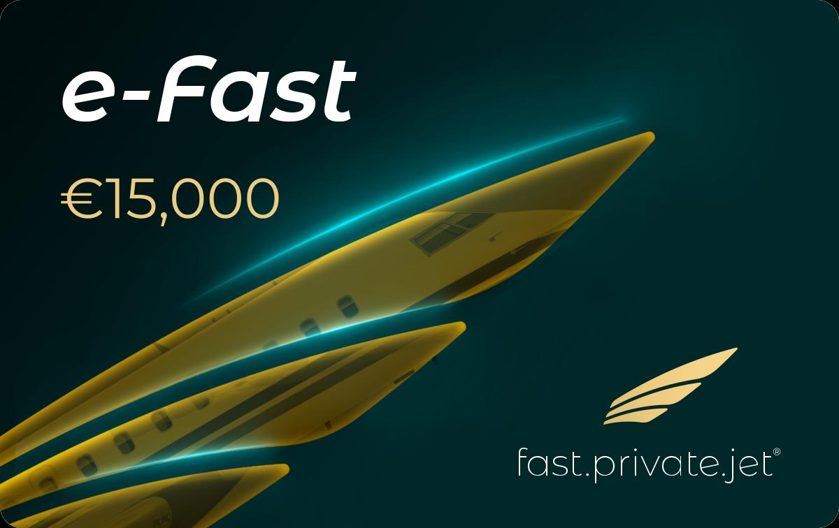 e-Fast €15,000