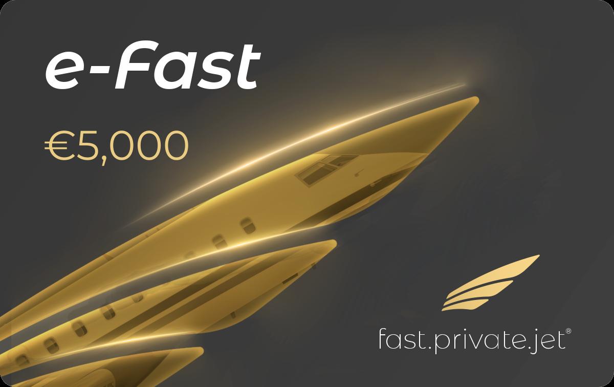 e-Fast €5,000