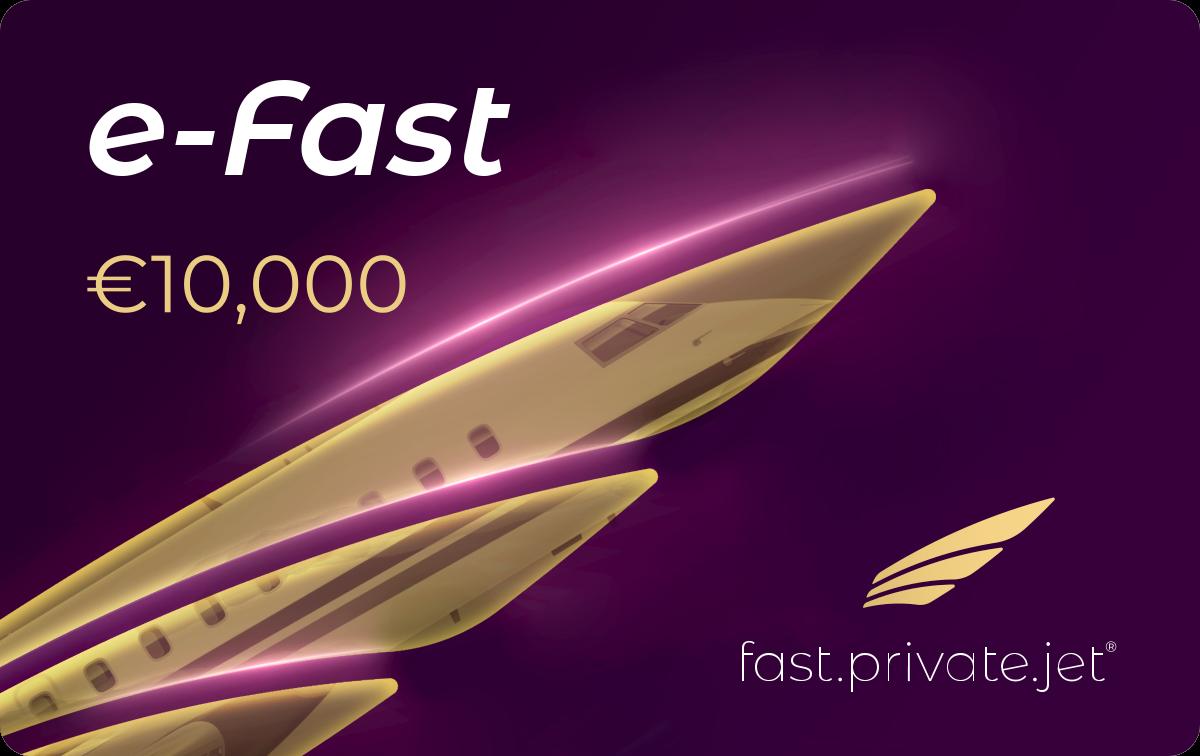 e-Fast €10,000
